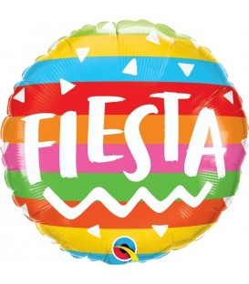 Fiesta balloon 18 ''