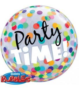 Ballon party time 22''