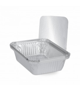 Rectangular containers 2 lbs