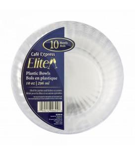 Plastic Bowls 100 oz-pkg 10