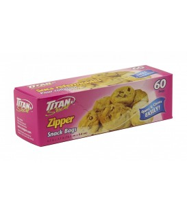 Snack bag box of 60