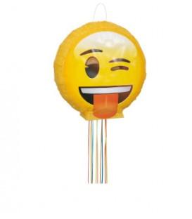 Piñata Emoji sourire 3D