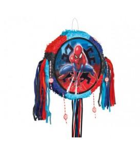 Spider-Man Drum Pull Pinata